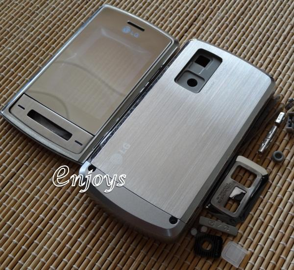 Enjoys: AP ORIGINAL HOUSING for LG KE970 Shine ~SILVER ~#NEW#