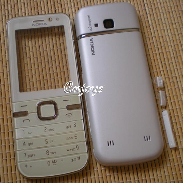Enjoys: AP ORIGINAL HOUSING Nokia 6730 classic ~WHITE ~#FULL SET#