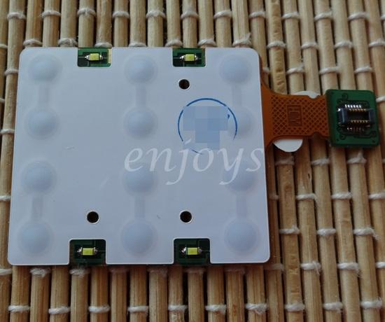 Enjoys: Bottom Keypad Keyboard Flex Cable Ribbon Nokia N81 8GB ~#NEW#