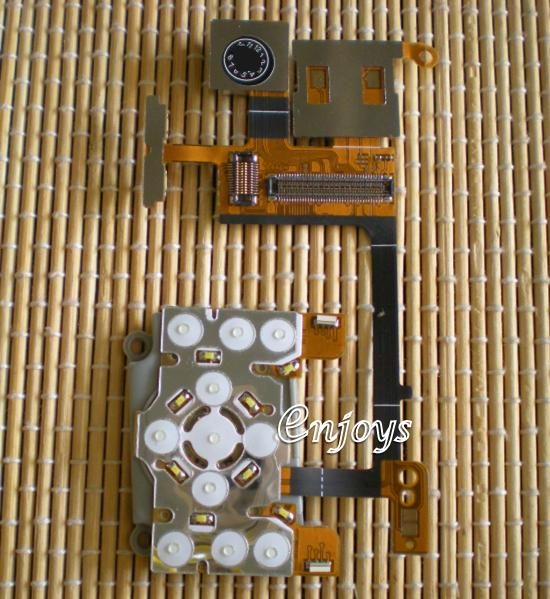Enjoys: Front Keypad Flex Cable Ribbon SE W580i S500i ~SMALL PIN ###