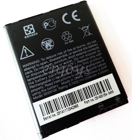 Enjoys: Genuine Battery BD29100 for HTC HD7 HD7S / WILDFIRE S ~1230mAh