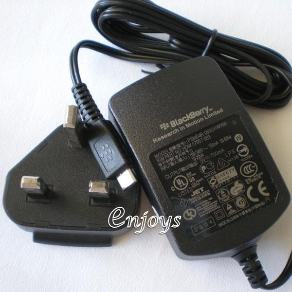 Enjoys: Genuine Charger BlackBerry Storm 9500 8520 9300 9700 9780 9800