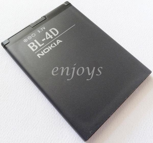 Enjoys: Genuine NOKIA Battery BL-4D Nokia E5 E7-00 N8-00 N97mini ~NEW