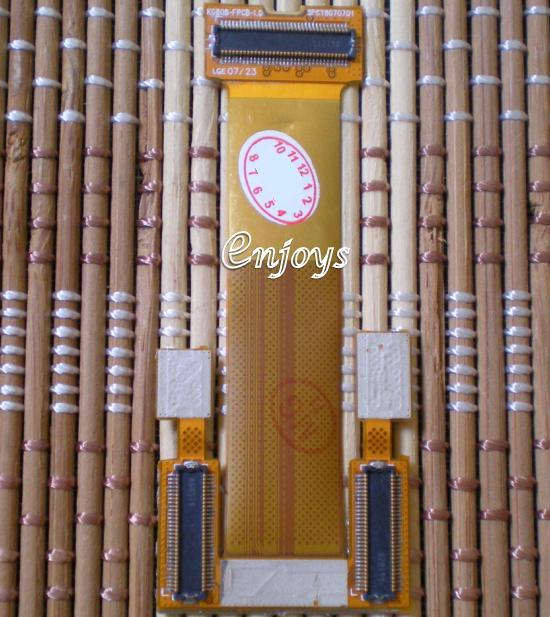 Enjoys: LCD Flex Cable Ribbon for LG KG800 MG800 KG90 Chocolate ~#NEW#