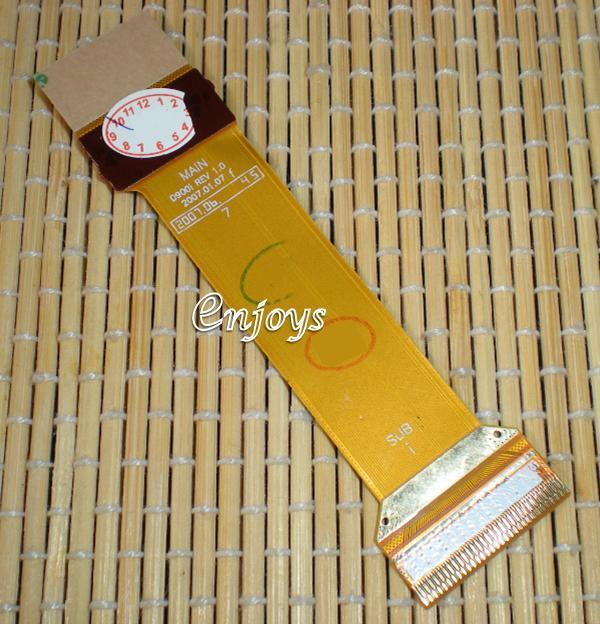 Enjoys: LCD Flex Ribbon Cable for Samsung D900i D908i ~#New#