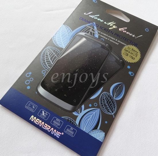 Enjoys: MEMBRANE Diamond Screen Protector Sony Xperia ion LTE / LT28i
