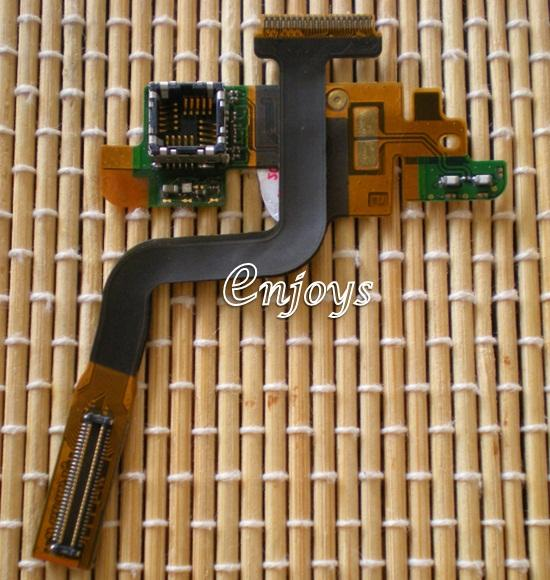 Enjoys: ORI LCD Flex Cable Ribbon for Sony Ericsson W380i ~#New#