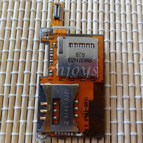 Enjoys ORI SIM Memory Card Holder Flex Ribbon Sony Ericsson K770i K770
