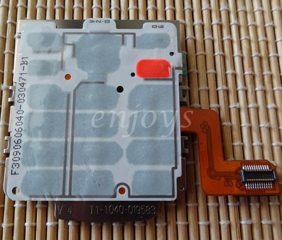 Enjoys: ORIGINAL Keypad Keyboard Flex Cable Ribbon for Nokia 6233 ~@@