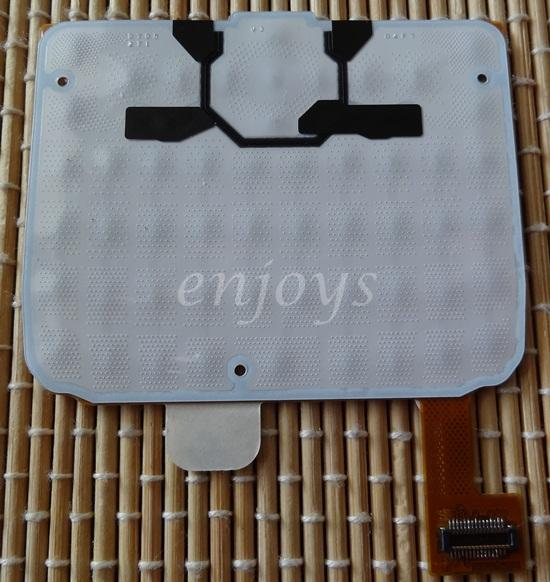 Enjoys: ORIGINAL Keypad Keyboard Flex Cable Ribbon Nokia E63 ~#NEW#