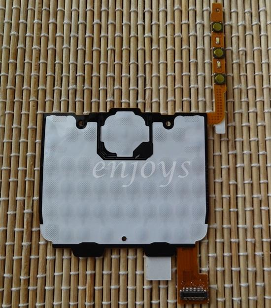 Enjoys: ORIGINAL Keypad Keyboard Flex Cable Ribbon for Nokia E71 ~@@
