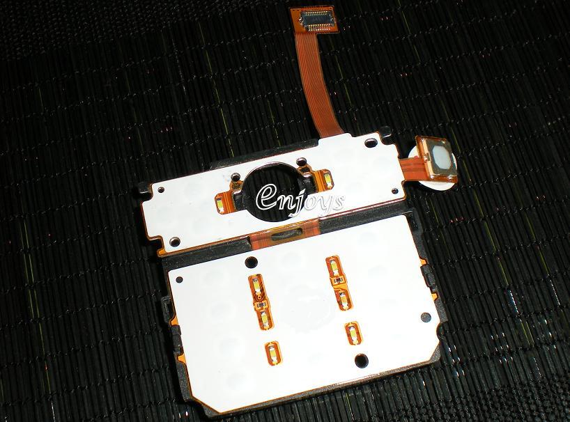 Enjoys: ORIGINAL Keypad Keyboard Flex Cable Ribbon Sony Ericsson K800i