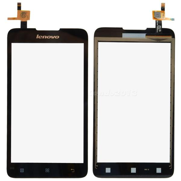 Enjoys: ORIGINAL LCD Touch Screen Digitizer Glass Lenovo A529 ~BLACK