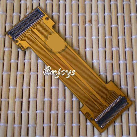 Enjoys: ORIGINAL Middle LCD Flex Cable Ribbon Nokia 5730 XpressMusic