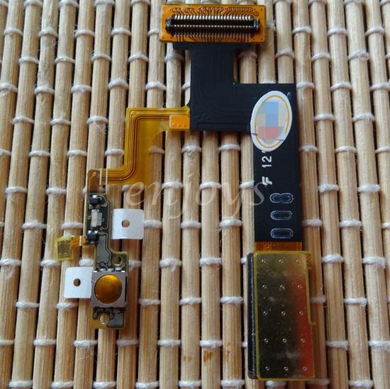 Enjoys: ORIGINAL Side Camera Button Flex Ribbon Sony Ericsson C510