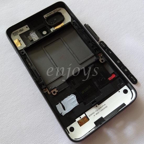 Enjoys: Real ORIGINAL FacePlate HOUSING for HTC HD2 / T8585 ~@@