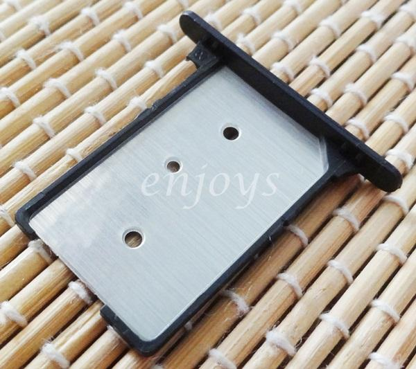 Enjoys: NEW SIM Card Tray Slot Holder for Xiaomi MI-3 Mi3 ~BLACK