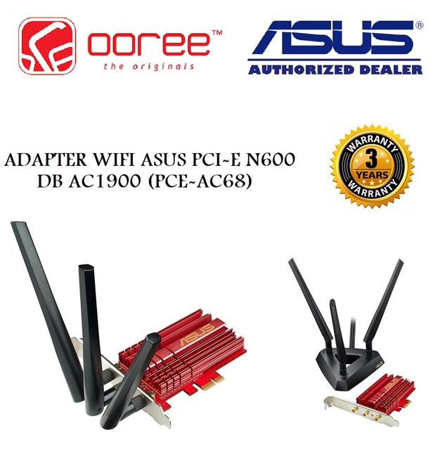 DOWNLOAD DRIVERS: ASUS PCE-AC68 802.11AC NETWORK ADAPTER