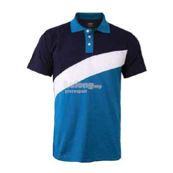 Enzo Chest Block Polo T-shirt 2794