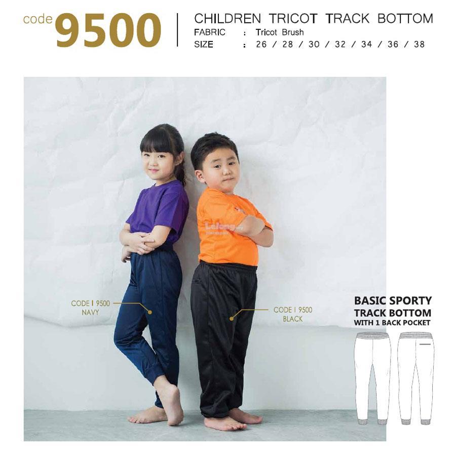 Enzo Kids Tricot Track Bottom 9500 (end 1 15 2020 2 13 PM) 22c43fdf7