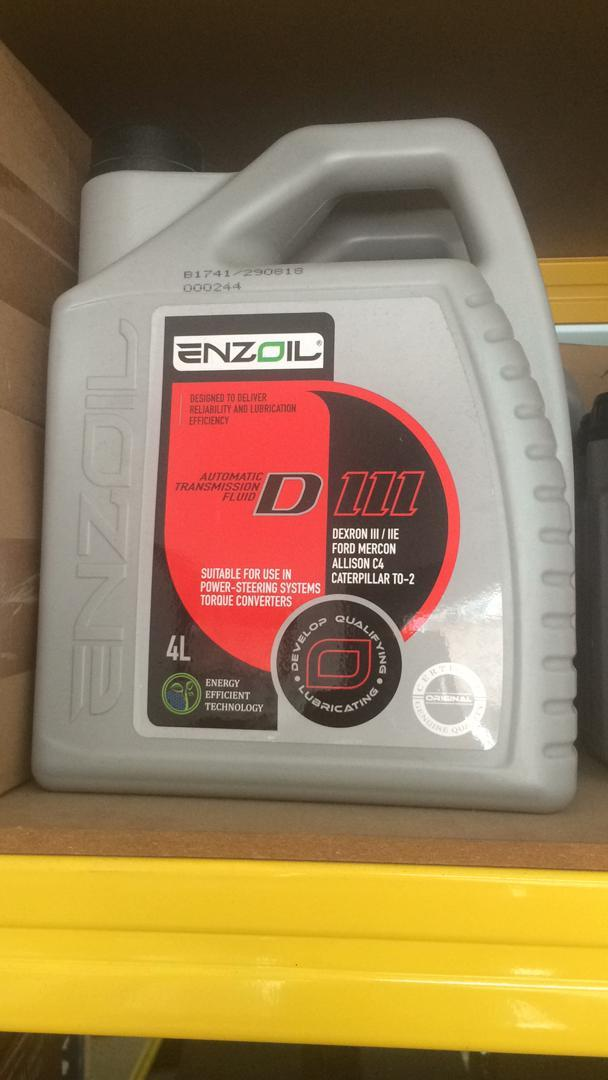 ENZOIL D3 ENGINE OIL 4Litre REAL 100% NEW OIL IS NOT RECYCLE OIL