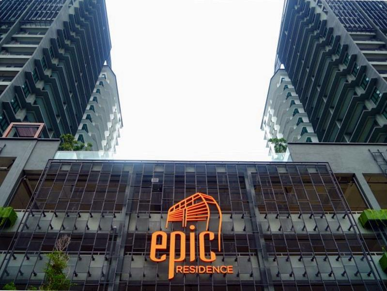 Epic Residence Condo for rent, 2 Car parks, Bandar Bukit Puchong