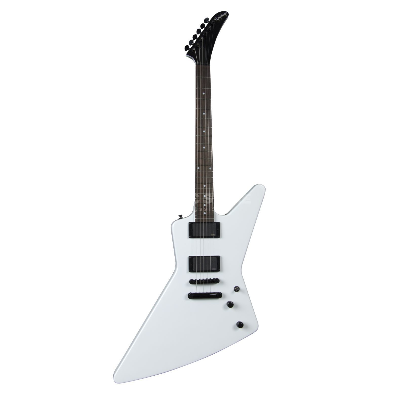 Epiphone 1984 Explorer EX Electric Guitar, Alpine White