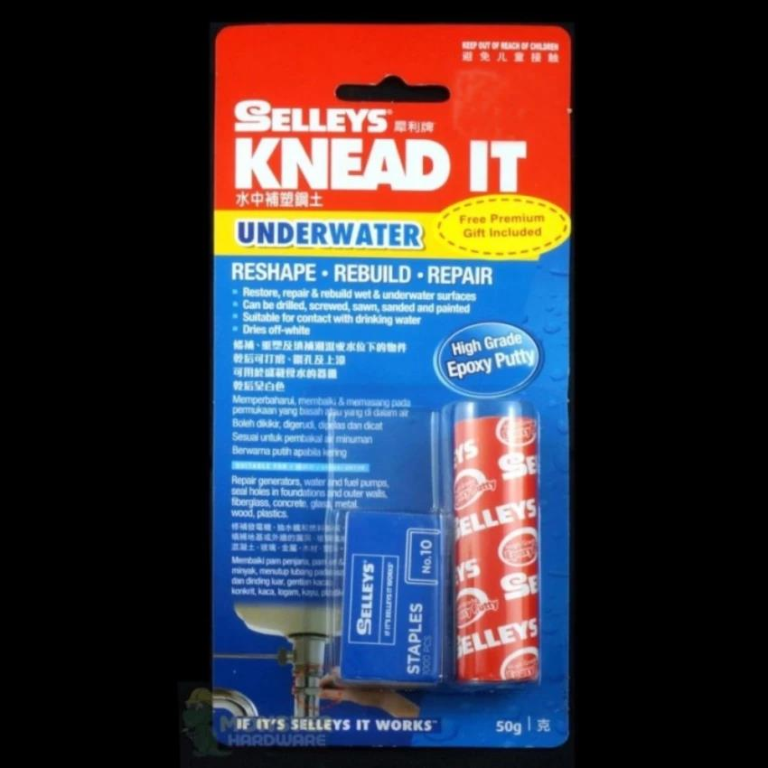 Epoxy Putty Knead It Underwater 50g