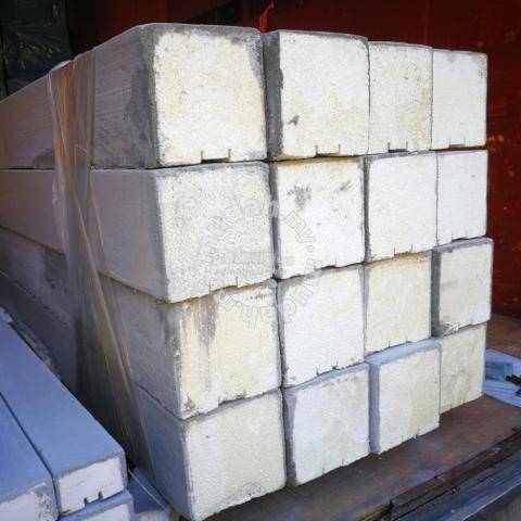 Eps coping expanded polystyrene sheet cement foam fast delivery