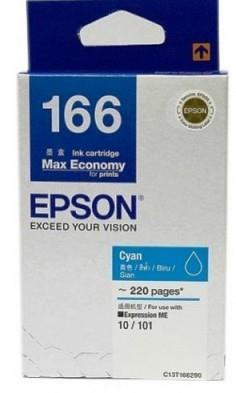 Epson 166 Cyan Ink Cartridge (T166290)