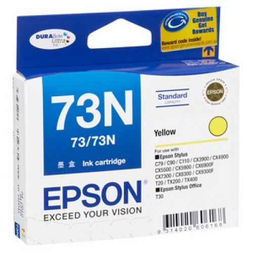 Epson 73N Yellow, (T105490)