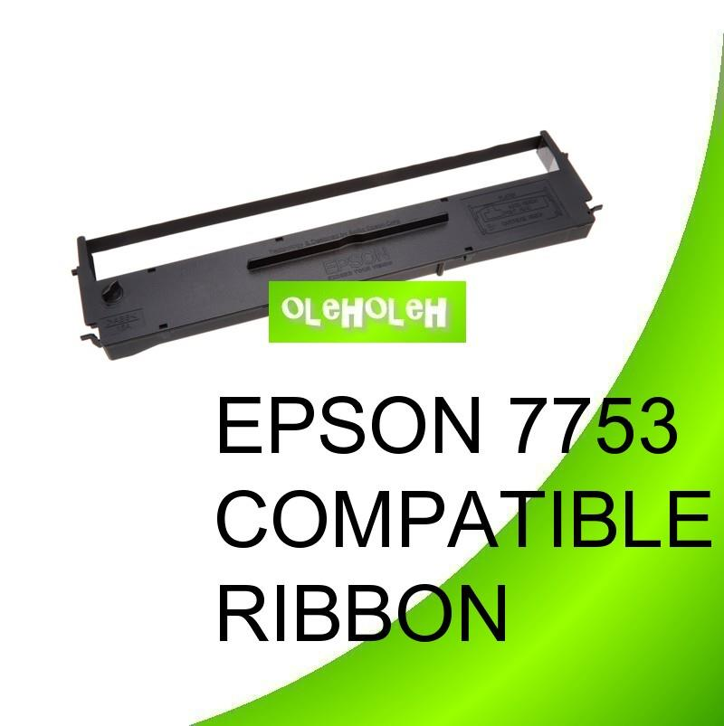 *EPSON 7753 Compatible Ribbon