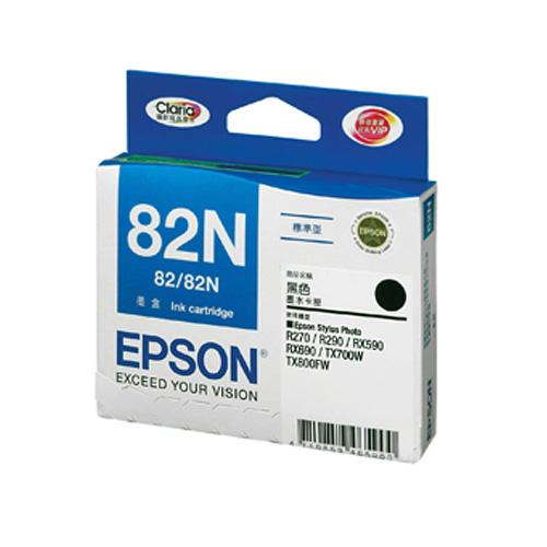 Epson 82N Black Ink Cartridge (T112190)