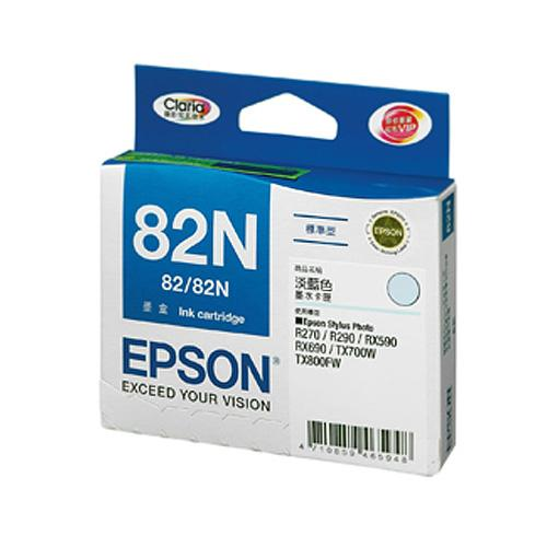 Epson 82N Light Cyan Ink Cartridge (T112590)