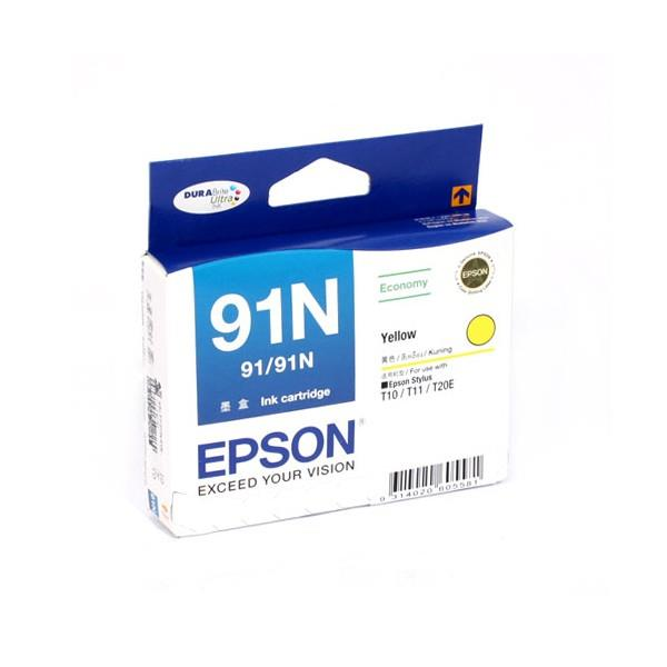 Epson 91N Yellow (T107490)