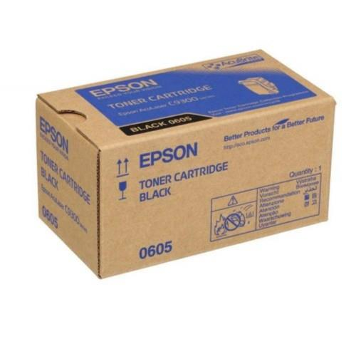 Epson Black Toner Cartridge (C13S050605)