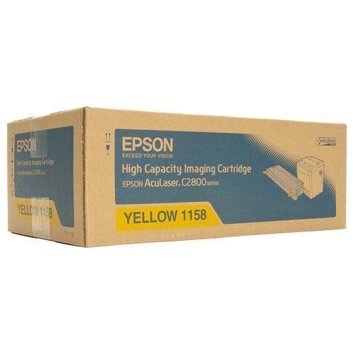 Epson C2800 Yellow High Capacity (S051158)