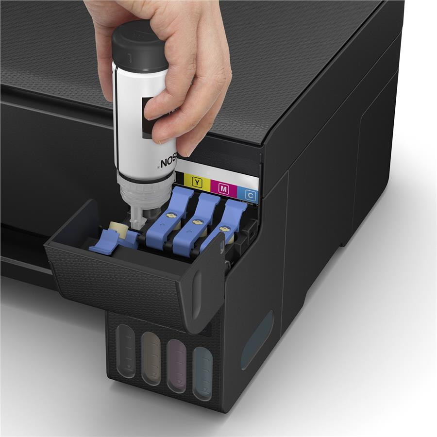EPSON ECOTANK L3150 4 IN 1 PRINT SCAN COPY WIFI REFILLABLE INK TANK