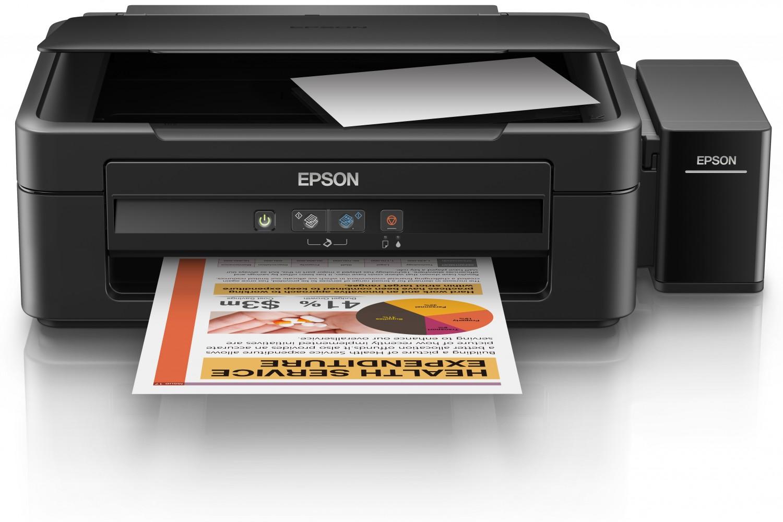 Epson L3110 Ink Tank Inkjet Printer Come With Premium Dye Ink
