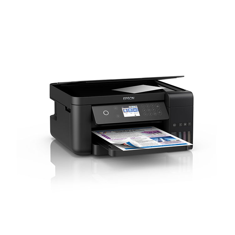 Epson L6170 WiFi Direct Integrated Ink Tank Color Printer