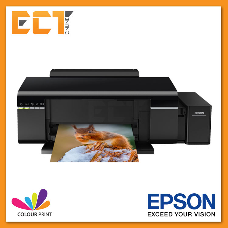 Epson L805 Ink Tank Photo Color Printer