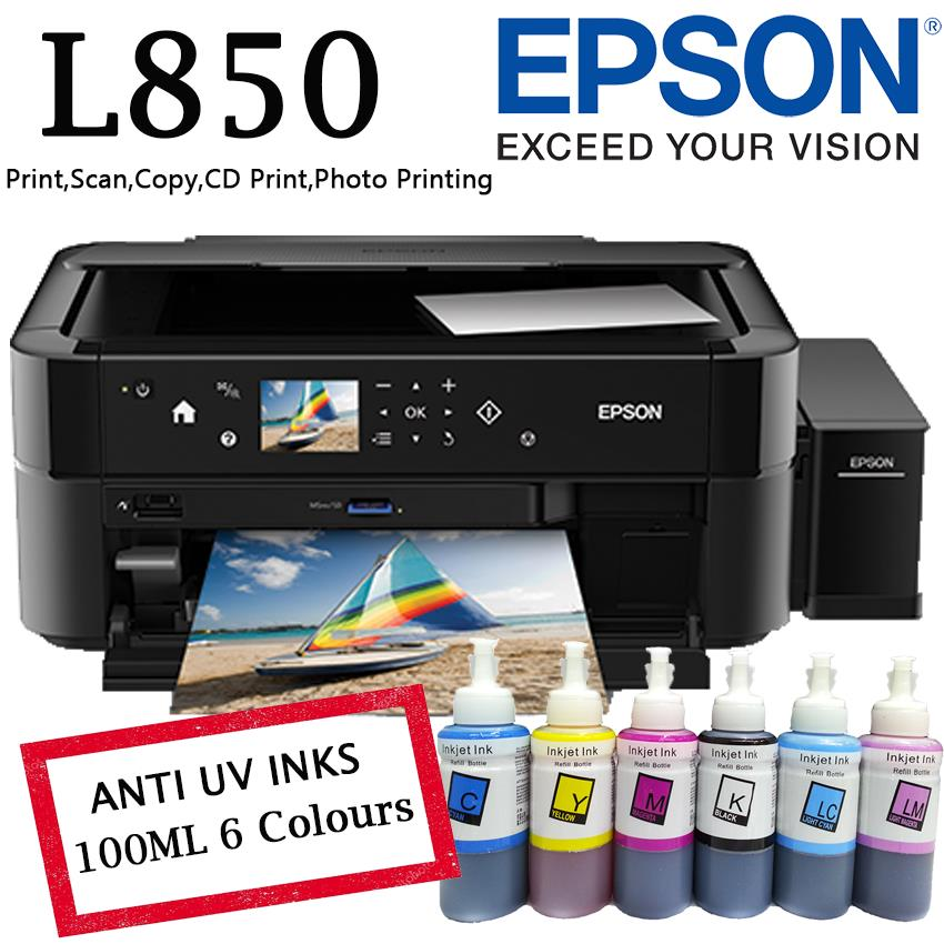 Epson L850 Color Inkjet 3 In 1 Ink T End 4 17 2020 645 PM