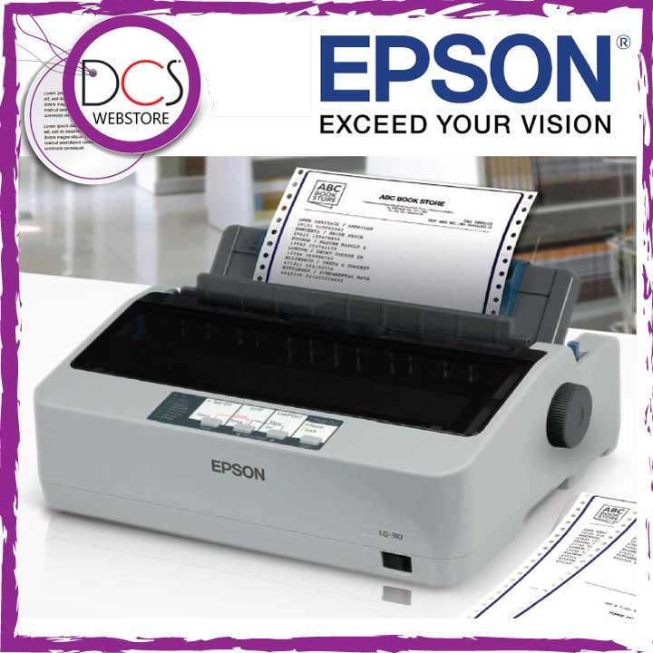 EPSON 24 PIN DOT MATRIX PRINTER DRIVERS FOR WINDOWS 8