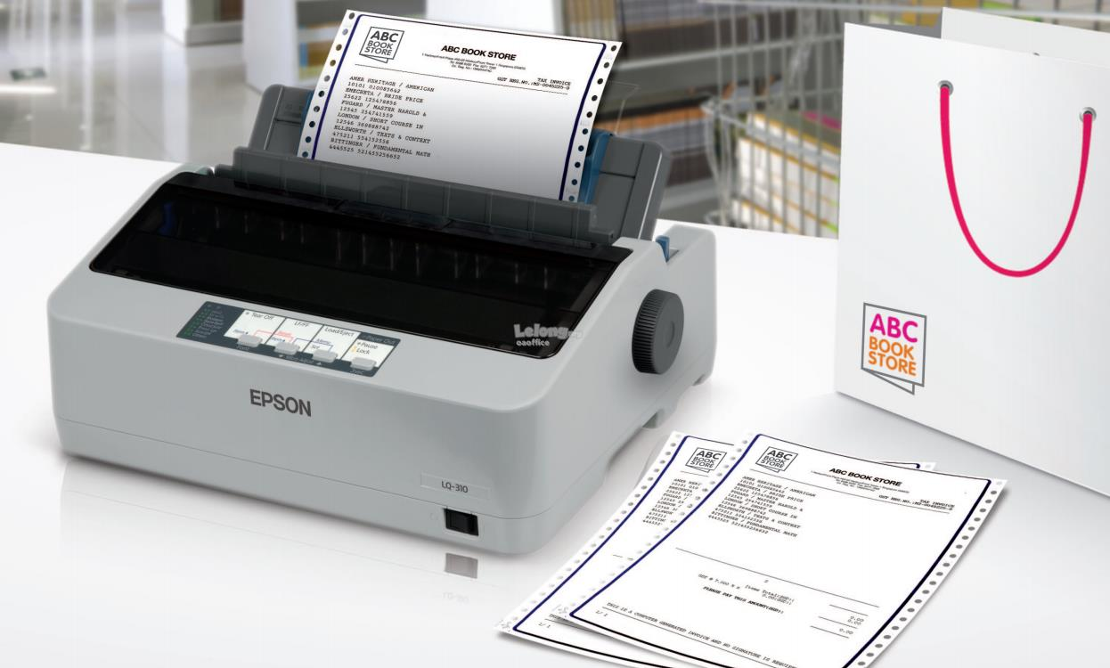 Web Based PDF Dot Matrix Form Printing for Used Car Dealerships