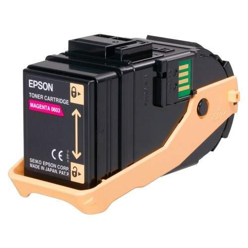 Epson Magenta Toner Cartridge (C13S050603)