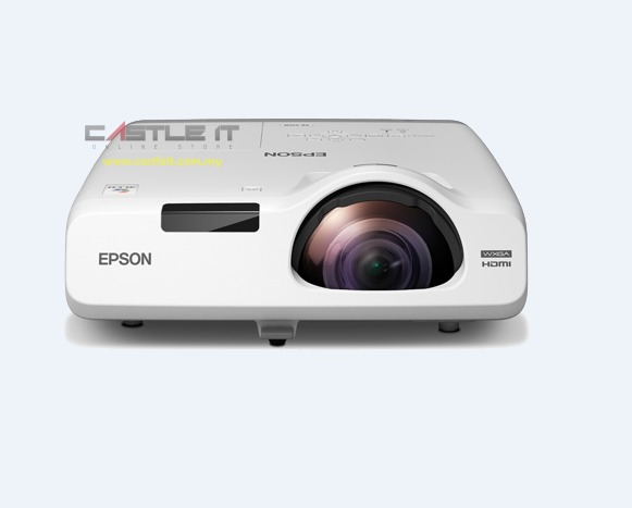 Epson Projector 3LCD XGA (1024X768) EB-520 (VGAS-VIDEO/MHL HDMI/USB)