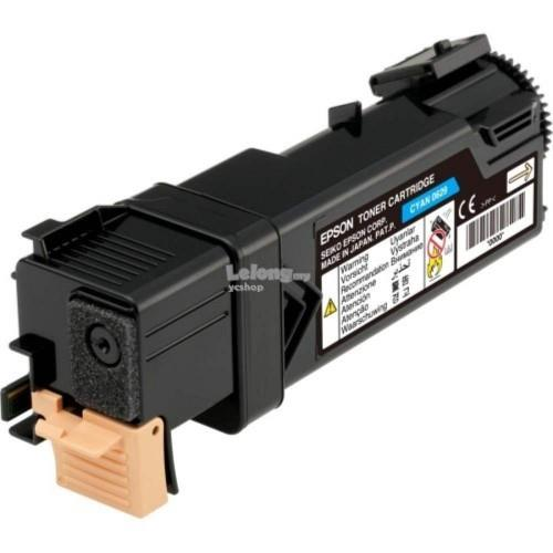 Epson SO50629 Cyan Std Cap Toner Cartridge (SO50629)
