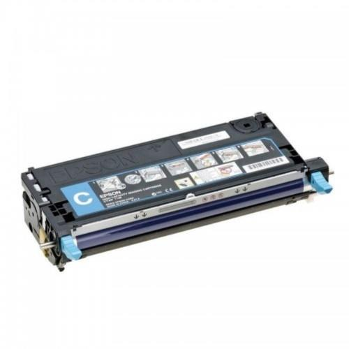 Epson SO51126 High Cap Cyan Toner (SO51126)