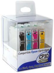 Epson Stylus T0731N C90/110 CX3900/3905/4900/9300F Cartridge Ink CISS