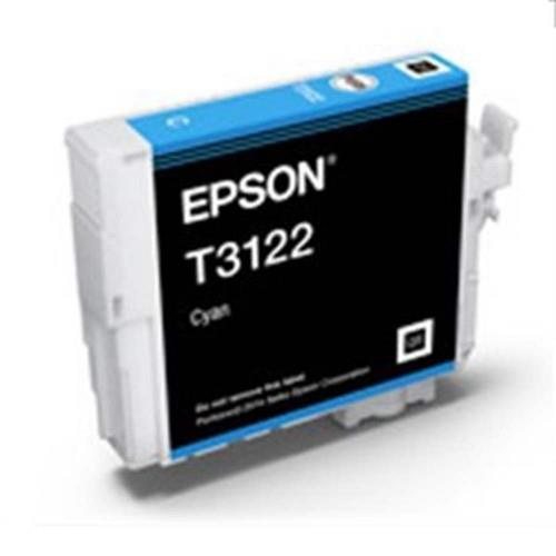 Epson SureColor P407 Ink Cartridge Cyan (T327200)